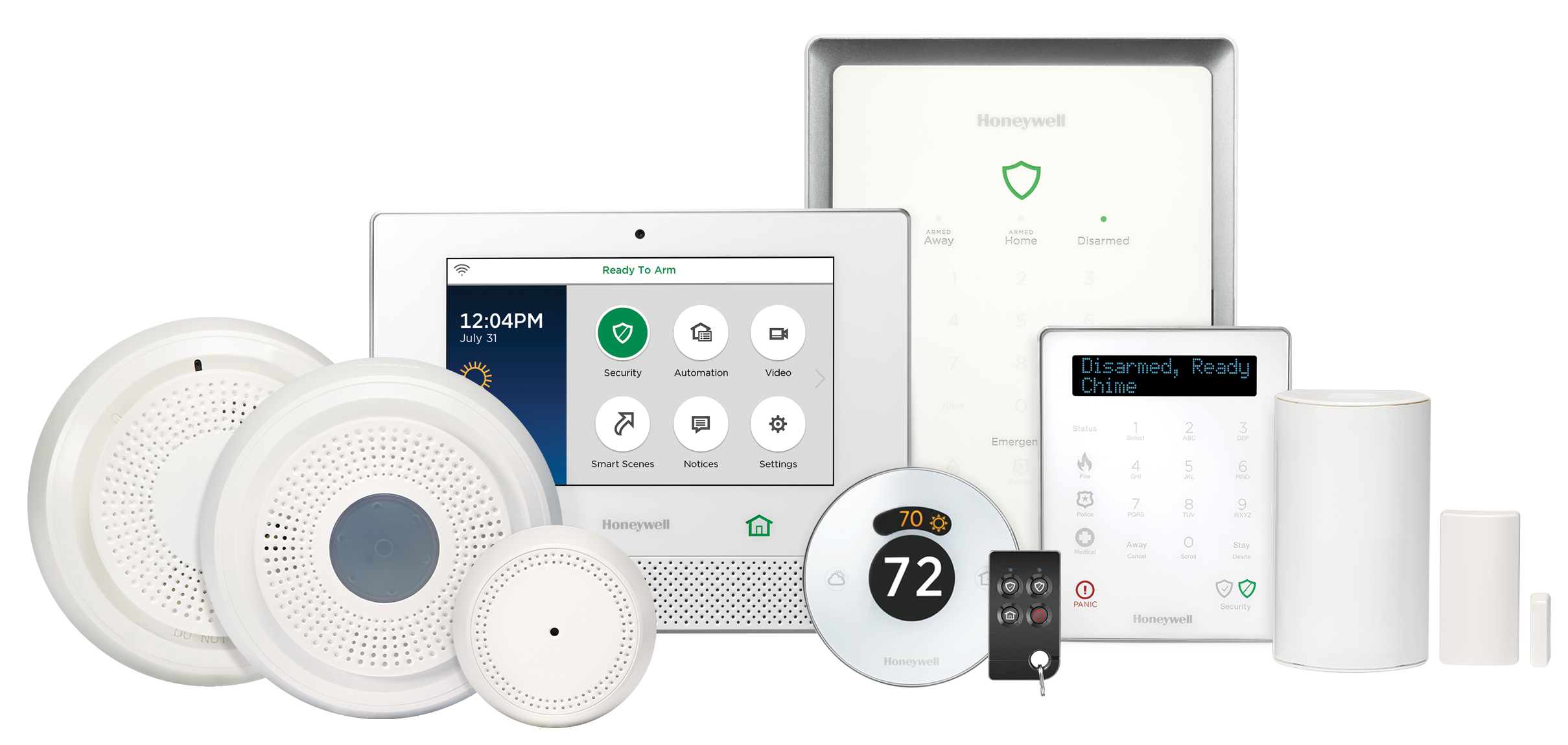 Honeywell Lyric™ Security System